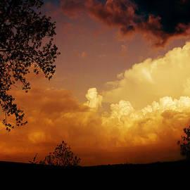 Evening Storm Clouds