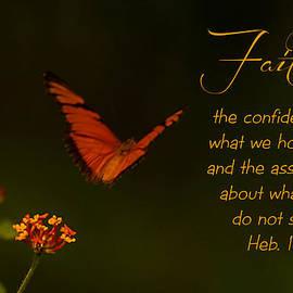 Blair Wainman - Faith is...