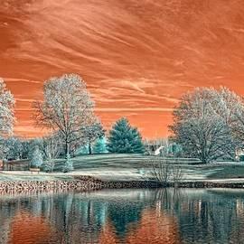 Fall in St. Louis by Igor Aleynikov