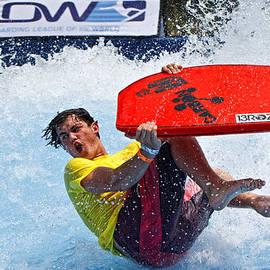 Flowboarding Extremes by Donna Pagakis