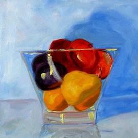 Fruit Bowl by Nancy Merkle