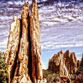Garden of the gods by Christina Perry