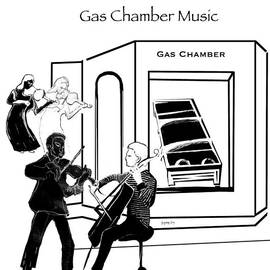 Gas Chamber Music 2 by Suzanne Cerny