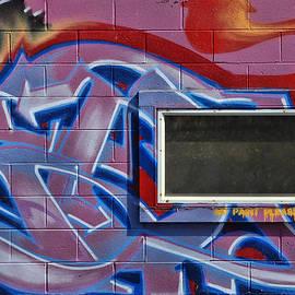 Allen Beatty - Grafitti Art 3