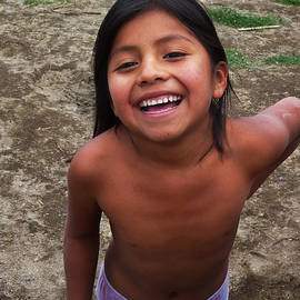 Xueling Zou - Happy Village Girl