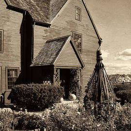 House Of The Seven Gables by Lourry Legarde