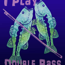 I Play Double Bass by Jenny Armitage