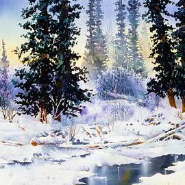 Jack Creek The Wrangells