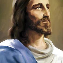 Mark Spears - Jesus Face