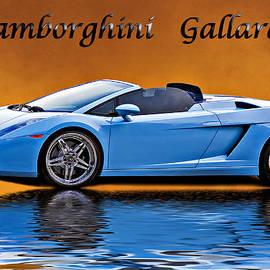 Steve Harrington - Lamborghini Gallardo