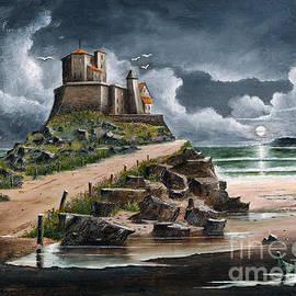 Lindisfarne by Ken Wood