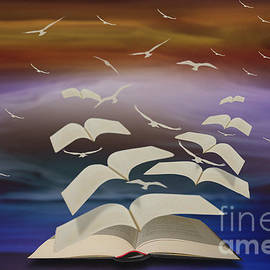 Reading Gives you wings