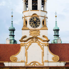 Sarka Olehlova - Loreta in  Prague