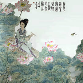 Yufeng Wang - Lotus Pond
