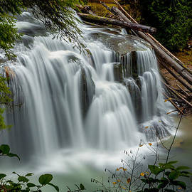 Mike Penney - Lower Lewis Falls 2