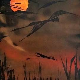 Gerry Smith - Marsh Birds