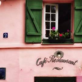 Montmartre Pink