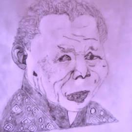 Barrington Ricketts - Nelson Mandela