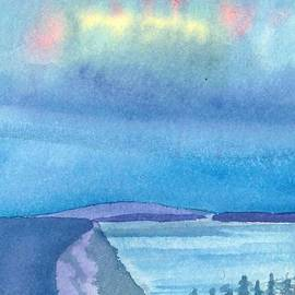 Charlotte Hickcox - Northern Lights