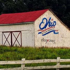Ohio Bicentennial Barn by Chris Flees