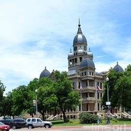 Ruth  Housley - Old Denton Courthouse
