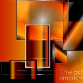 Iris Gelbart - Orange