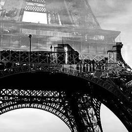 Paris Tour Eiffel by Cyril Jayant