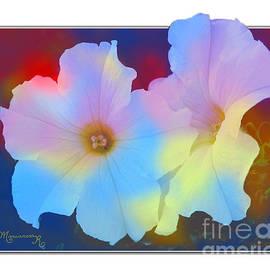 Mariarosa Rockefeller - Petunias