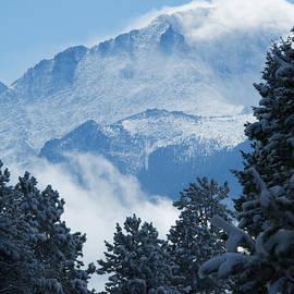 Lee Roth - Pikes Peak in the Colorado Rockies