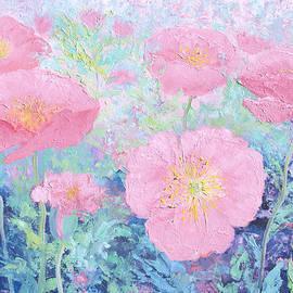 Poppy Garden by Jan Matson