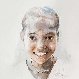 Michael Tsinoglou - Portrait of a Girl