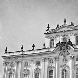Katerina Vodrazkova - Prague in Black and White IV