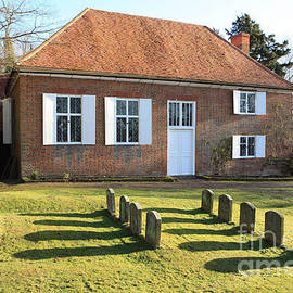 Quaker Meeting House by Paul Felix