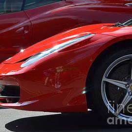 Red Ferrari's by Dean Ferreira