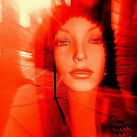 Ed Weidman - Red Reflections