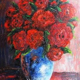 Red scent by Vesna Martinjak