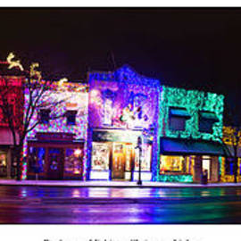 Twenty Two North Photography - Rochester Christmas Lights