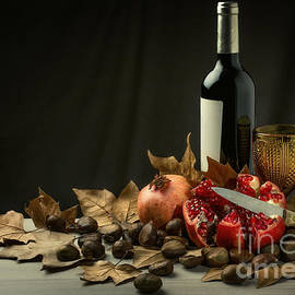 Carlos Caetano - Seasonal Still-life