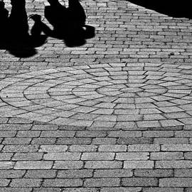Shadows of what's to come by David Freuthal
