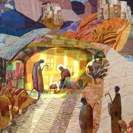 Michael Torevell - Shepherds at Bethlehem