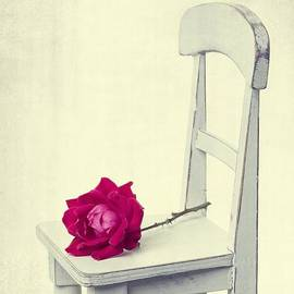 Edward Fielding - Single Red Rose