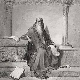 Gustave Dore - Solomon
