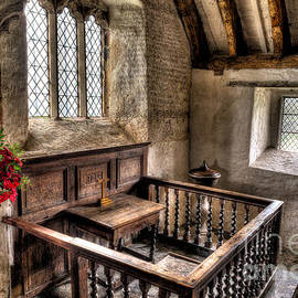Adrian Evans - St Celynnin Church