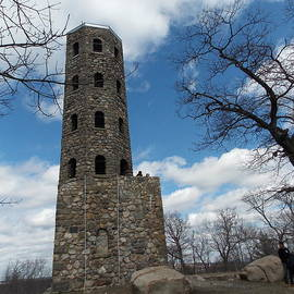 Stone Tower by Catherine Gagne