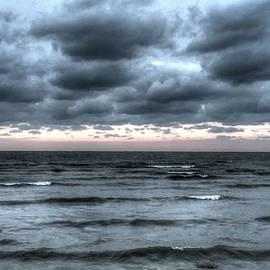 Heather Allen - Stormy Sunset