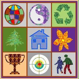 Navin Joshi - Story line Happy COUPLES Happy HOMES Focus Award Reward Green Balance growth world  signature style