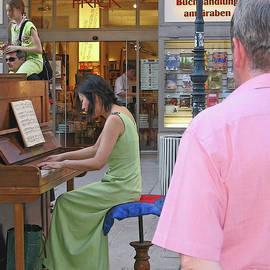 Street Music by Ann Horn