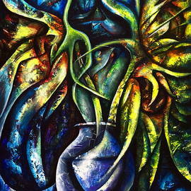 Gabriela  Taylor - Sunflowers