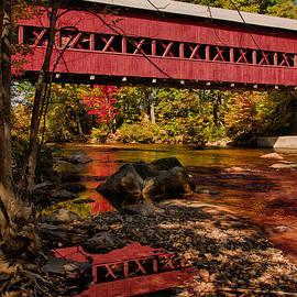Jeff Folger - Swift River Covered Bridge