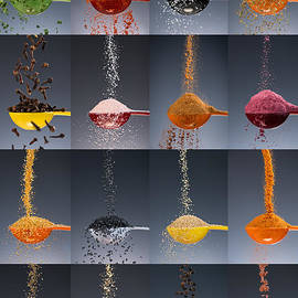 Steve Gadomski - 1 Tablespoon Flavor Collage